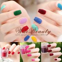 Nail polish single velvet dress was white nail polish wholesale plush velvet plush 90 #