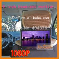 1080P Car headrest monitor,9 inch Car headrest monitor,Car headrest monitor with HIDM/SD/USB/PHONE