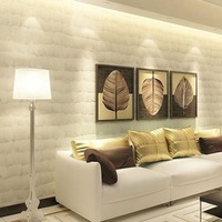 Modern brief non-woven feather wallpaper, TV background wall wallpapers,Living room bed reeom Plume wall paper