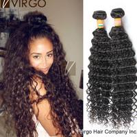 Indian Virgin Curly Hair 4 Pcs Lot Indian Virgin Curly Hair Deep Curly Weave Human Virgin Hair Unprocessed Virgin Indian Hair