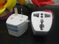 500pcs/lot New  /lot EU US UK to 2 Pin AU AC Plug Adapter Travel Converter