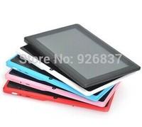 Dual Core Tablet PC factory wholesale 7-inch Tablet PC Tablet PC Wholesale Q88 portable cheap price