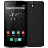 "OnePlus One Plus One phone Oneplus_one Qualcomm LTE 4G Mobile 5.5"" 1080P 3GB RAM 64GB ROM Android 4.4 13MP NFC Free flip case W"