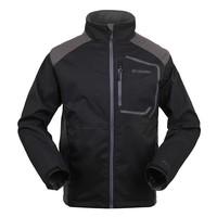 2014 new men's Brand jacket OMNI-HEAT skin Soft Shell Outdoor Jacket for men Waterproof,Windproof outdoors hiking Clothing