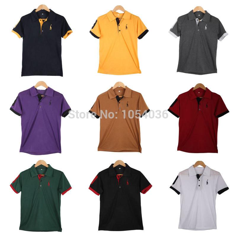 Livraison gratuite t- shirts, hommes, sommets.& tees, mode confortables, treillies couleur mens chemise à manches courtes tour- par les hommes t shirts, m- xxxl