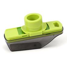 Frete grátis Neeka comprar alho silicone Super magia Gadgets de cozinha ferramentas DIY cozimento descascar máquina de espremer o alho(China (Mainland))