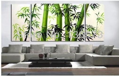 Compra bamb abstracto online al por mayor de china for Color bambu pintura