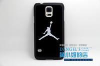 Classic Air Jordan Print Matt Hard Case Cover for Samsung s4 i9500 s5 i9600, Air Jordan Case for Samsung S5,Michael Jordan case