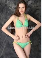 2014 brand swimwear sexy bikini swimwear manufacturers wholesale Free Shipping
