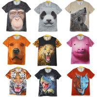 Summer T-shirts Tops New 2014 Fashion Printed 3d man woman t shirts Men Brand Casual Short-sleeved O-neck Clothing Free Shipping