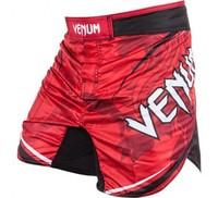 "VENUM ""JOSE ALDO U/FC LTD EDITION"" FIGHTSHORTS - RED QUALITY COMBAT BOXING MMA TRAINING BJJ KICKBOXING Muay Thai"