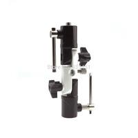 Adjustable U-Shape Bracket Flash Hot Shoe Umbrella Holder Studio Light Stand