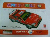 Wholesale  DIY Handmade 3D Puzzle Kids Self- adhesive  Eva Foam Puzzle Sticker Children's Early Development Toy