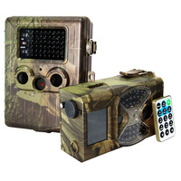 Free shipping+2014 hot sale sms mms CE RoHs approval gsm 3g gprs 12mp trail waterproof hidden sport hunting camera night vision