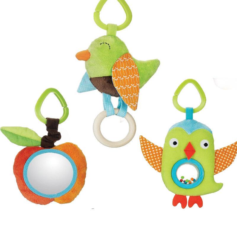 vendere le ultime commercio estero i giocattoli per bambini culla versatile campana piccolo ciondolo puzzle giocattoli educativi