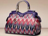 bags handbags women famous brands 100% genuine leather women's bag designer handbags high quality 71213E