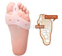 Big Toe & Little Toe Bunion Gel Protector Hallux Valgus Corns Calluses Claw feet care tool