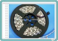 5050 RGB led strip waterproof input 60 leds/M 12v 5mters/roll