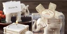 Lucky Elephant candlestick  European style decoration(China (Mainland))