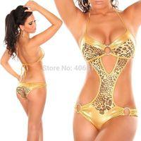 New brand swimsuit sexy leopard zebra swimsuit swimwear manufacturers wholesale Free Shipping