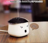 Mini mute Office of the Clean Air anion USB humidifier for creative home