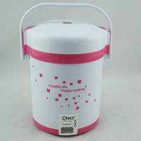 Korean version of mini electric rice cooker, electric rice cooker, selling Mini porridge noodles soup, rice cooker home