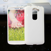 500pcs For LG G2 mini G2mini D618 S-Line, X-line, pudding matte,candy jelly TPU COVER case