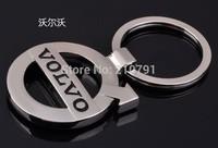 Volvo car emblems Keychain Keyrings Key Chain Ring Key Fob ,Volvo car keychain car key rings car key ring