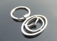 mazda car emblems Keychain Keyrings Key Chain Ring Key Fob ,mazda car keychain car key rings car key ring