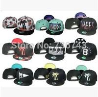 1 pc/lot 2014  Free Shipping Unisex BLVD Supply  BBOY Snapback Hip Hop Cap Baseball Skateboard Hat YS9292