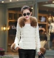 Free shipping 2014 Winter Type A word, cloak, dolls, short down jacket Coat Women  Down & Parkas MISS FOFO S M L XL XXL 7 COLOR