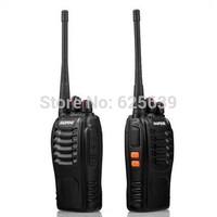 Baofeng BF-888S Walkie Talkie Two-way Radio Interphone UHF 5W 400-470MHz 16CH Free shipping