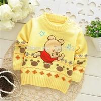 Children Sweater / Baby pullover Sweater / Beautiful Warm Cartoon Sweater / Baby O-NECK Sweater
