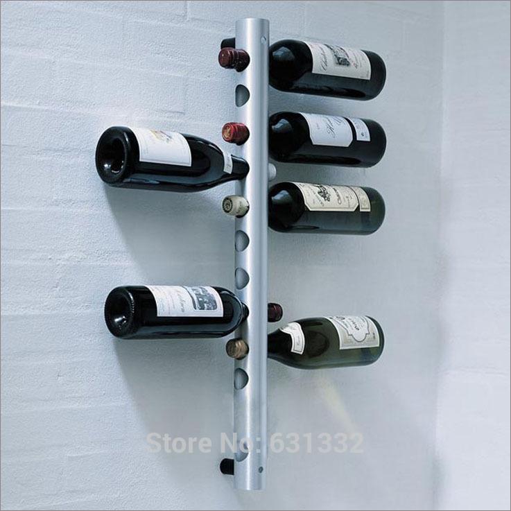 Wandrek Keuken Rvs : 12 Bottle Wine Rack Vertical