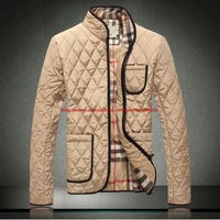 High Quality Warm Men Winter Spring Cotton Jacket New 2014 Fashion #887,Casual Coat Outdoor jaqueta Free Shipping