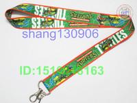 10pcs Free shipping Teenage Mutant Ninja Turtles cell phone key chains Neck Strap Lanyard