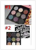 New fashion makeup set 30pcs the Balm Shady Lady Vol.2 eyeshadow cosmetic set 9 colors eyeshadow 17g Free Shipping