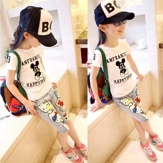 Джинсы для девочек Children's clothes 5pcs/29 z20145