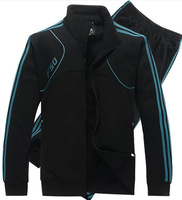 Men sport clothing Men cotton cardigan suit jacket