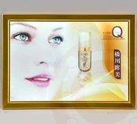 400x600mm Super slim magic mirror led light box for advertising boxs 40x60cm