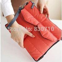 ultra-thin handbag stents dormancy leather back cover case flipfor Apple ipad mini mini 2 and ipad 2 3 4 5 Air fashion design