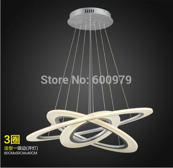 moderno led lampadario / lampada / apparecchio di illuminazione led ...