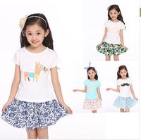 2014 New Baby Girls 6 Style Fluffy Petti Skirts Tutu Children Skirt Baby Girl Clothes Skirt Shorts For Girls 3-7 Year SF07-06