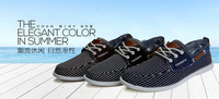 New Arrival  fashion low men flat sneakers men casual canvas sneakers men canvas shoes 3 colours size 39-44