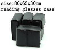 FREE SHIPPING READING GLASSES CASE,GLASSES BOX 100PCS/BAG