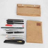 Paper water wash cowhide paper series sorting bags cosmetic bag storage bag - 02