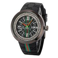 Free shipping  2014 New fashion women dress watch ladies casual quartz luxury brand wristwatch 3 color reloj
