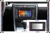 2014NEWEST KINGSEONG9784 7 INCH autoradio CAR DVD  WITH 3G WIFI ANDRIOD FOR AUDI