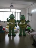 yellow tummy turtle mascot costumes hot sale purple backpack Tortoise costumes
