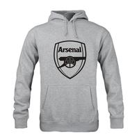 High quality autumn thin football arsenal creative lettering hoody Sweatshirt jacket hoodie hoody coat for boy